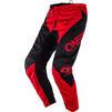 Oneal Element 2020 Racewear Motocross Jersey & Pants Black Red Kit Thumbnail 5