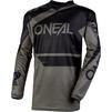 Oneal Element 2020 Racewear Motocross Jersey & Pants Black Grey Kit Thumbnail 4
