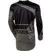 Oneal Element 2020 Racewear Motocross Jersey & Pants Black Grey Kit Thumbnail 6