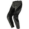 Oneal Element 2020 Racewear Motocross Jersey & Pants Black Grey Kit Thumbnail 5