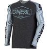 Oneal Mayhem 2020 Hexx Motocross Jersey & Pants Grey Black Kit Thumbnail 4
