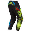 Oneal Element 2020 Villain Youth Motocross Jersey & Pants Neon Yellow Kit Thumbnail 7
