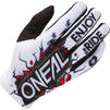 Oneal Matrix 2020 Villain Motocross Gloves Thumbnail 4