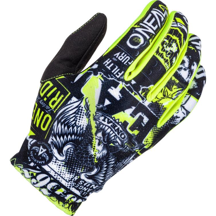 Oneal Matrix 2020 Attack Motocross Gloves