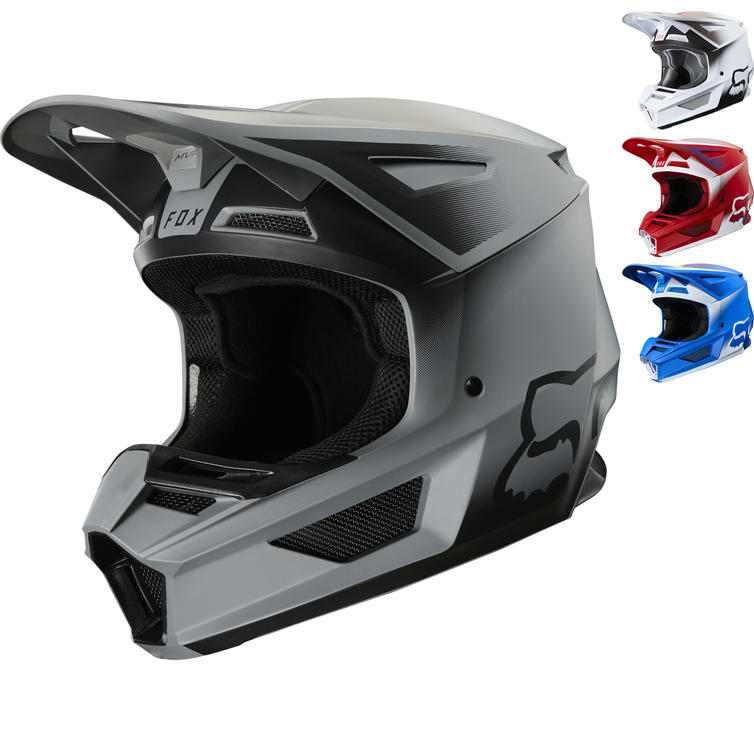Fox Racing 2020 V2 Vlar Motocross Helmet