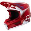 Fox Racing 2020 V2 Vlar Motocross Helmet Thumbnail 5