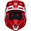 Fox Racing 2020 V2 Vlar Motocross Helmet Thumbnail 9