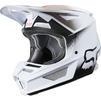 Fox Racing 2020 V2 Vlar Motocross Helmet Thumbnail 4