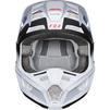 Fox Racing 2020 V2 Vlar Motocross Helmet Thumbnail 8