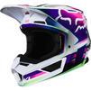 Fox Racing 2020 V1 Gama Motocross Helmet Thumbnail 4