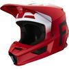 Fox Racing 2020 V1 Werd Motocross Helmet Thumbnail 4