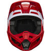 Fox Racing 2020 V1 Werd Motocross Helmet Thumbnail 8