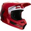 Fox Racing 2020 V1 Werd Motocross Helmet Thumbnail 12