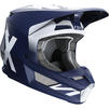 Fox Racing 2020 V1 Werd Motocross Helmet Thumbnail 11