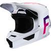 Fox Racing 2020 V1 Werd Motocross Helmet Thumbnail 5