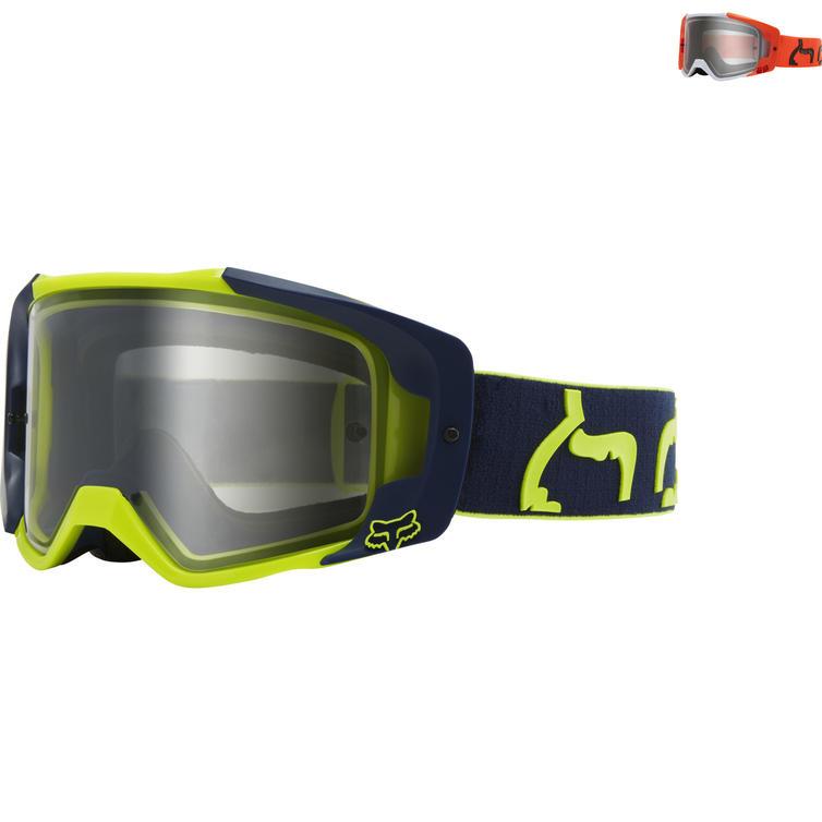 Fox Racing Vue Dusc Motocross Goggles
