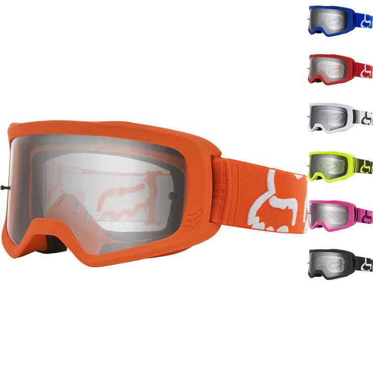 Fox Racing Main II Race Motocross Goggles