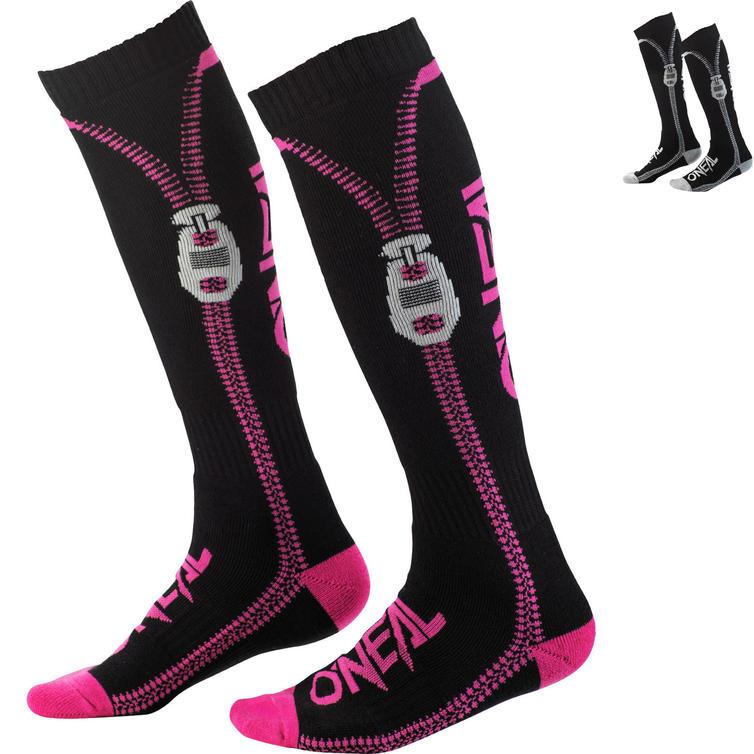 Oneal Pro MX Zipper Motocross Socks