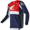 Fox Racing 2020 180 Honda Motocross Jersey & Pants Navy Red Kit Thumbnail 4