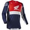 Fox Racing 2020 180 Honda Motocross Jersey & Pants Navy Red Kit Thumbnail 6