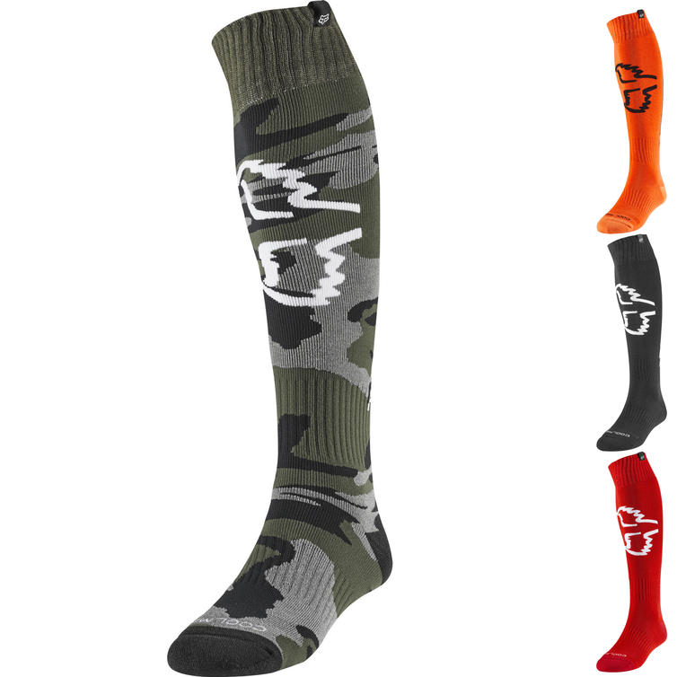 Fox Racing Coolmax Thick Prix Motocross Socks