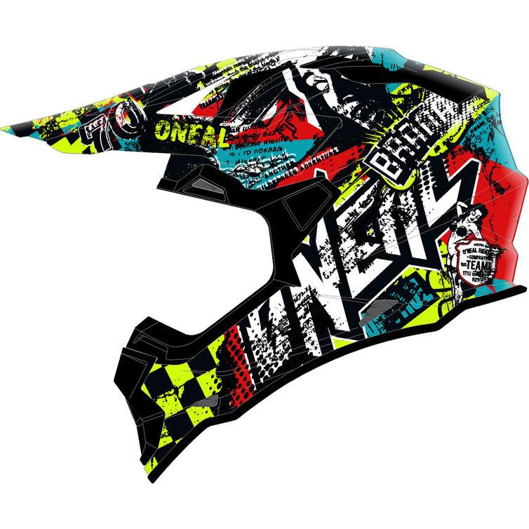 Oneal 2 Series Wild Youth Motocross Helmet