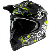 Oneal 2 Series Attack Youth Motocross Helmet