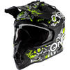 Oneal 2 Series Attack Youth Motocross Helmet Thumbnail 2