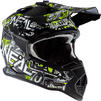 Oneal 2 Series Attack Youth Motocross Helmet Thumbnail 4