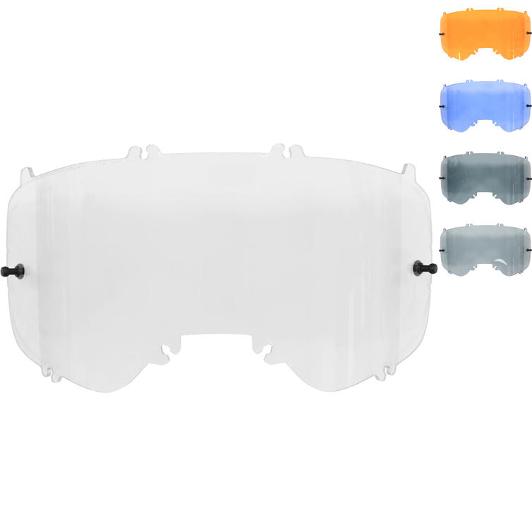 Fox Racing Airspace/Main II Injection Moulded Goggle Lens