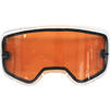 Fox Racing Airspace/Main II Dual Flat Lexan Goggle Lens