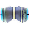 Fox Racing Airspace/Main II Mirror Injection Moulded Goggle Lens