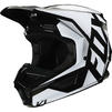 Fox Racing 2020 Youth V1 Prix Motocross Helmet Thumbnail 3