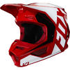 Fox Racing 2020 Youth V1 Prix Motocross Helmet Thumbnail 6