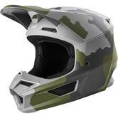 Fox Racing 2020 Youth V1 Przm Camo Motocross Helmet