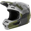 Fox Racing 2020 Youth V1 Przm Camo Motocross Helmet Thumbnail 1