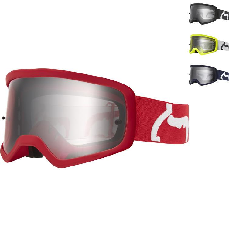 Fox Racing Youth Main II PC Prix Motocross Goggles