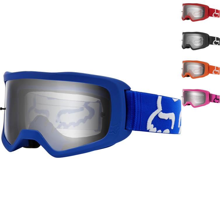 Fox Racing Youth Main II Race Motocross Goggles