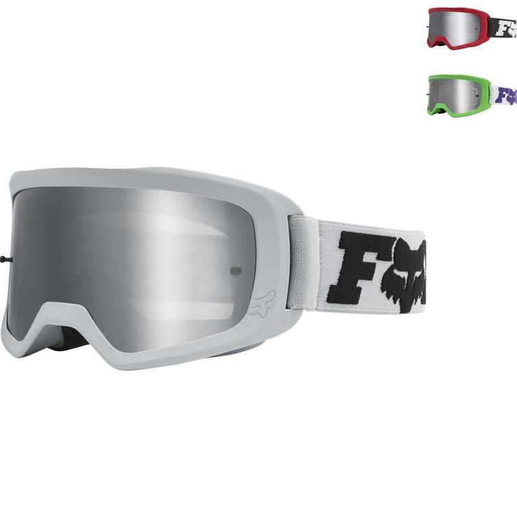 Fox Racing Youth Main II Linc Spark Motocross Goggles