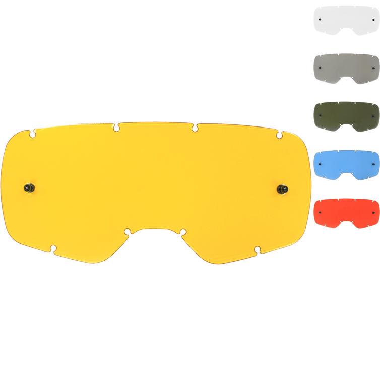 Fox Racing Youth Airspace/Main II Flat Lexan Goggle Lens