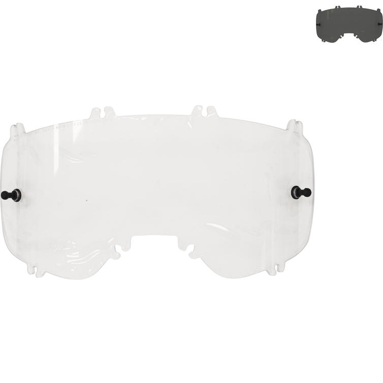 Fox Racing Youth Airspace/Main II Injection Moulded Goggle Lens