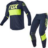 Fox Racing 2020 Youth 360 Bann Motocross Jersey & Pants Navy Kit