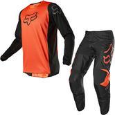 Fox Racing 2020 Youth 180 Prix Motocross Jersey & Pants Fluo Orange Kit
