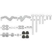 Givi Specific Kit to Install SLD01 Frame Sliders Triumph Street Triple 765 (17-19) (SLD6412KIT)