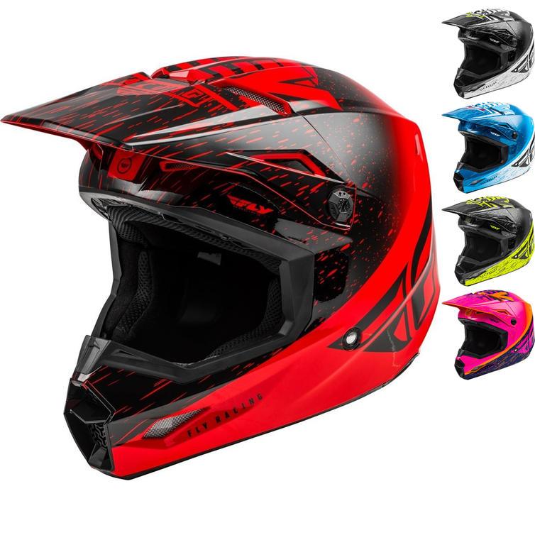 Fly Racing 2020 Kinetic K120 Youth Motocross Helmet