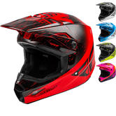 Fly Racing 2020 Kinetic K120 Youth Motocross Helmet