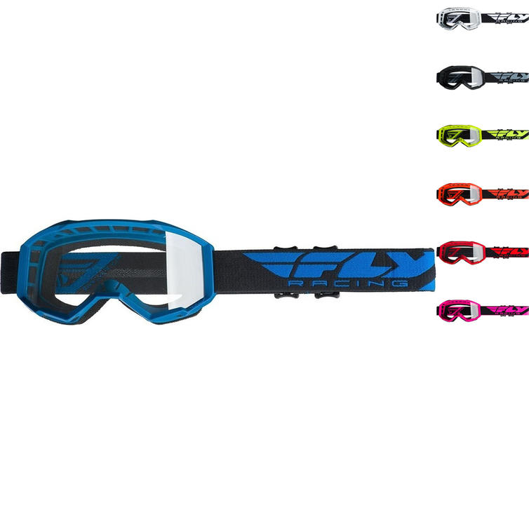 Fly Racing 2020 Focus Youth Motocross Goggles