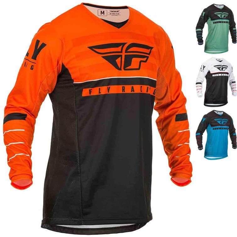 Fly Racing 2020 Kinetic K120 Youth Motocross Jersey