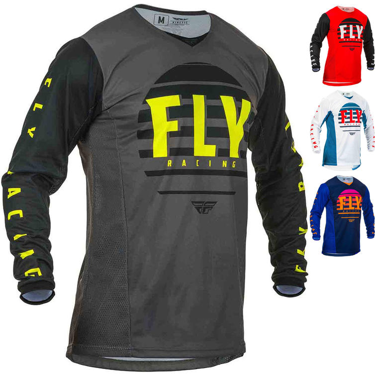 Fly Racing 2020 Kinetic K220 Youth Motocross Jersey