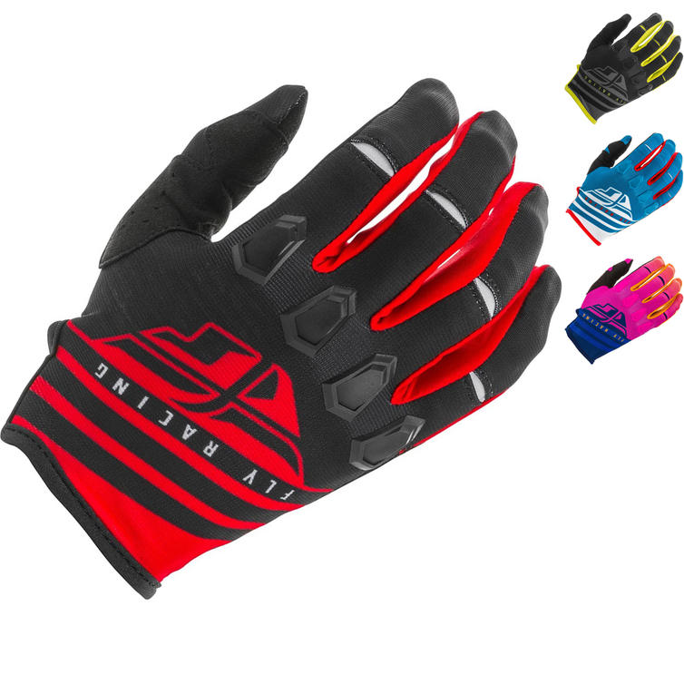 Fly Racing 2020 Kinetic K220 Youth Motocross Gloves